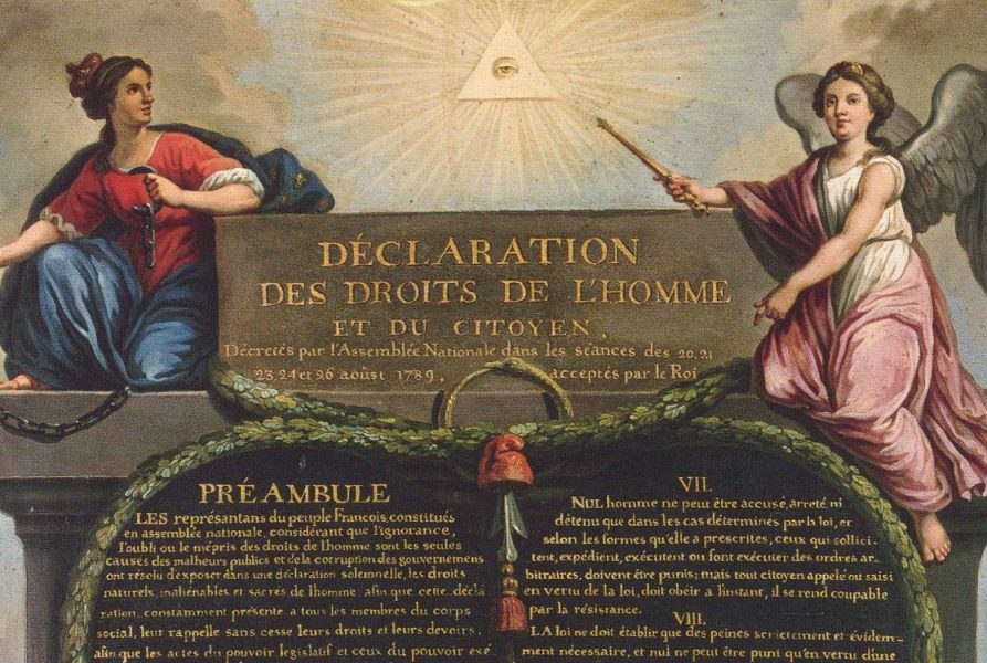 Déclaration des droits de l'Homme …