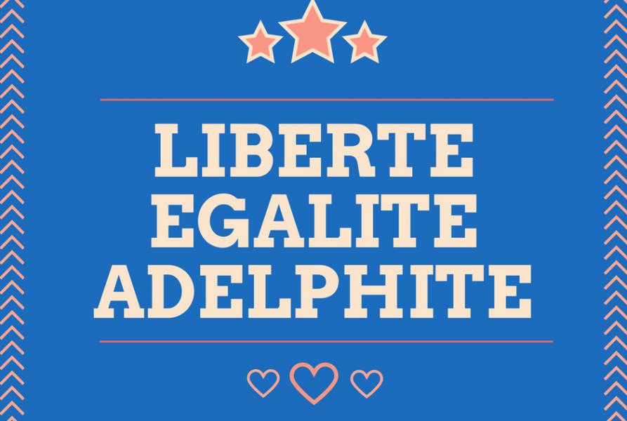 Liberté, l'Egalité et l'Adelphité